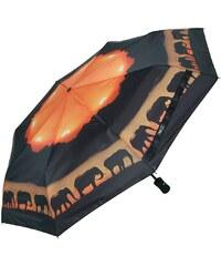 Doppler Regenschirm, »Taschenschirm Elefanten«