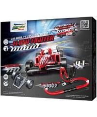 DARDA® Autorennbahn mit Auto, »Flash Fighter«