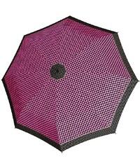 Doppler Regenschirm, Taschenschirm pink »Magic Carbonsteel Sparkling«