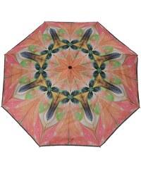 Doppler Regenschirm, Taschenschirm rosa »Magic Carbonsteel Molcecule«