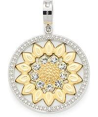 Jewels by Leonardo Charm-Einhänger: Anhänger mit Glassteinen, »darlin's fiore, 015760«