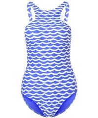 Seafolly TIDAL WAVE Badeanzug blue ray