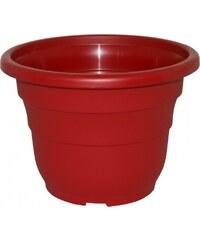 CHAPELU FRERES Pot ROSA Ø35H25.5- CHAPELU-Rouge RUBIS