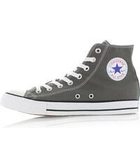Converse Pánske sivé vysoké tenisky Chuck Taylor All Star c8b4d824fd4
