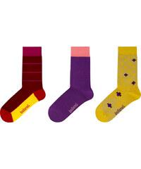 Ballonet Sada unisex ponožek (3 páry) PACK_11