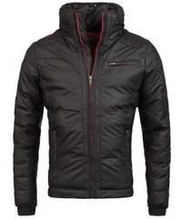 Zimní bunda Young & Rich Alaska II černá