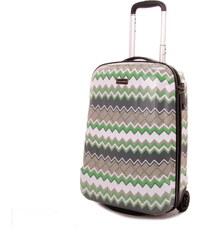 Travelite Graphix 2w S Green zigzag