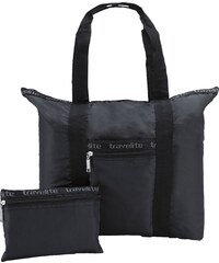 Travelite Minimax Foldable Shopper Black