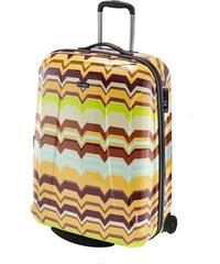 Travelite Graphix 2w S Yellow zigzag