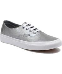 Vans - Authentic Decon W - Sneaker für Damen / silber