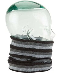 Coal Šály / Štóly nákrčník - The FLT NW Black Stripe (01) Coal