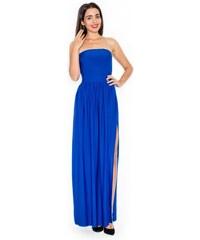 KATRUS Dámské šaty K252 blue