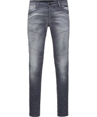 JACK & JONES Slim Fit Jeans Glenn Indigo Strick