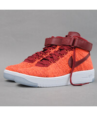 Nike W AF1 Flyknit total crimson / team red