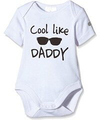 "Twins Baby - Jungen Kurzarm-Body ""Cool like Daddy"""