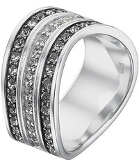 JETTE FREE SPIRIT Ring silber/grau
