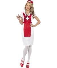 Smiffys Kostým zdravotní sestra - L