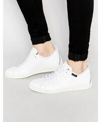 Paul Smith Jeans - Miyata - Sneakers aus Leder - Weiß