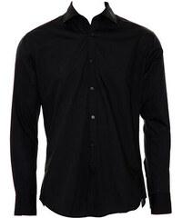 Pánská košile Business - Černá XXS