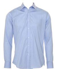 Pánská košile Business - Světle modrá XXS
