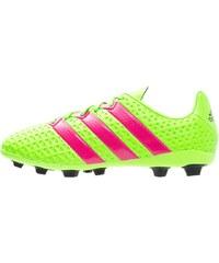 adidas Performance ACE 16.4 FXG Fußballschuh Nocken solar green/shock pink/core black