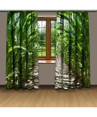 Xdecor Kukuřičné pole (140 x 250 cm) - 3D závěs