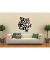 Xdecor Hlava tygra (60 x 57 cm) - Dekorace na stěnu