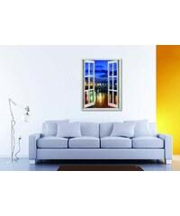 Xdecor Noční molo (80 x 62 cm) - Okno živá dekorace