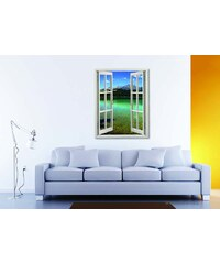 Xdecor Hory (80 x 62 cm) - Okno živá dekorace