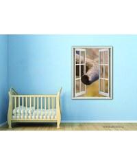 Xdecor Chobot (130 x 100 cm) - Okno živá dekorace