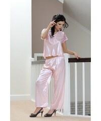 DKAREN Dámské pyžamo Ewa pink