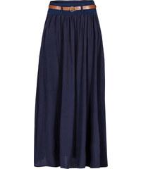 BODYFLIRT Jupe bleu femme - bonprix