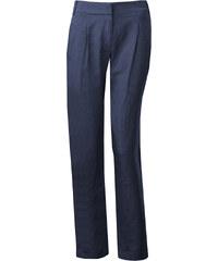 Komodo Tmavě modré společenské kalhoty
