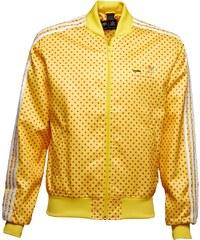 adidas Originals Herren X Pharrell Williams Lil' Polka Dot Training Top Gelb