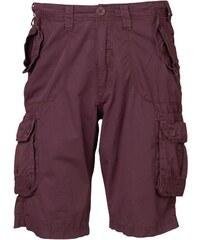 Onfire Herren Cargo Shorts Rot