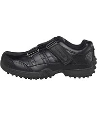 Skechers Junior Urban Track II Rage Velcro Shoes Black Black