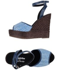 ESPADRILLES AND COLLECTION PRIVĒE? SCHUHE