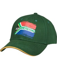 Rugby World Cup South Africa Cap Bottle Green