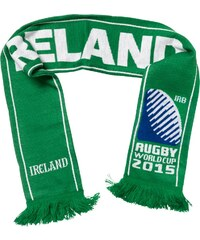 Rugby World Cup Ireland Scarf IRFU Green