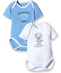 SALT AND PEPPER Baby - Jungen Body Nb Bodies Set Boys