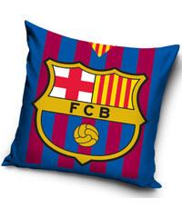Polštářek FC Barcelona Stripes