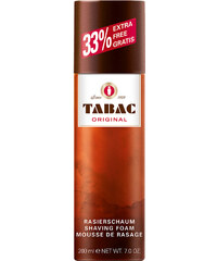 Tabac Shaving Foam Rasierschaum Original 200 ml