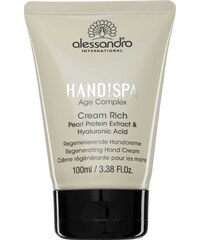 Alessandro Age Complex Cream Rich Handcreme Hand!Spa 100 ml