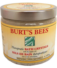 Burt's Bees Therapeutic Bath Crystals Badezusatz Körperpflege 450 g