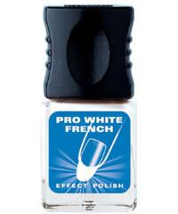 Alessandro French Nagellack Pro White 10 ml