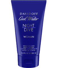 Davidoff Körperlotion Cool Water Woman Night Dive 150 ml