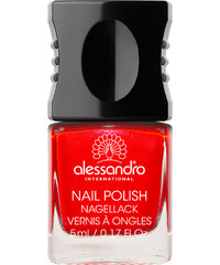 Alessandro Hot Red & Soft Brown Nagellack Nagellacke 10 ml