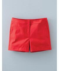 Richmond Shorts Rot Damen Boden