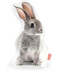 Blanc Polštářek Rabbit, 40x30 cm