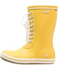 Viking RETRO LIGHT Gummistiefel yellow